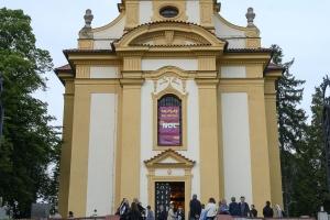 kostel libeznice